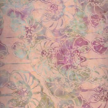 hoffmann fabric handpainted bali