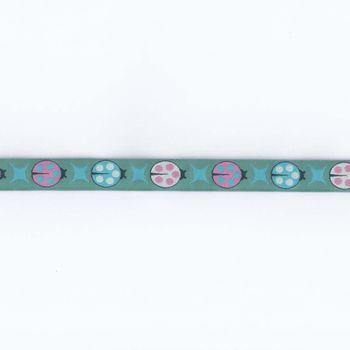 ladybugs woven tape