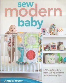 sew modern baby by angela yosten