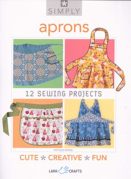 simply aprons  from lark books