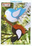 creative cards chubby birds from ric rac