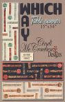 which way table runner by cindi mccracken