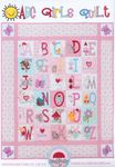 abc girls quilt by bronwyn hayes red brolly pattern