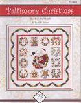 Baltimore Christmas Set Of 14 Patterns by Perle P Pereira