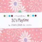 30's Playtime by Chloe's for Moda