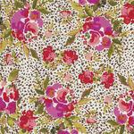 365 Fifth Avenue From Art Gallery Fabrics FAV-85848 White/Green.
