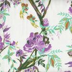 365 Fifth Avenue From Art Gallery Fabrics FAV-95841 White/Mauve