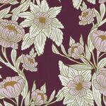365 Fifth Avenue From Art Gallery Fabrics FAV-95843 Bergundy.