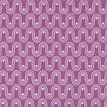 365 Fifth Avenue From Art Gallery Fabrics FAV-95844 Pink Purple/White.