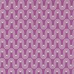 365 Fifth Avenue From Art Gallery Fabrics FAV-95844 Pink Purple/White.