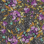 365 Fifth Avenue From Art Gallery Fabrics FAV-95848 Black.