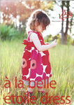 A' La Belle' E'toile Dress Pattern By Betsy Kingston BK170 2 to 7 Ye