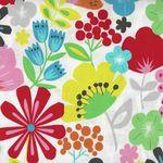 Alexander Henry Everyday Eden Fabric DE8330 AR Pretty Poppy