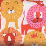 Alexander Henry Fabric Little Lion 8286A