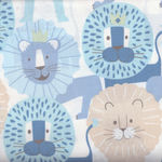 "Alexander Henry Fabric ""Little Lion"" 8286 B"