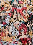 Alexander Henry Fabrics Nicole's Prints Las Elegantes DE#8569A