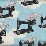 Alexander Henry Flying Sewing Machines 8573A