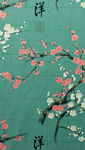 Alexander Henry Golden Garden Cherry Blossom Fabric M7614 E NEW COLOR