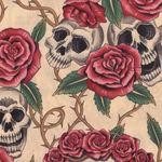 Alexander Henry The Rose Tattoo 6457 AR
