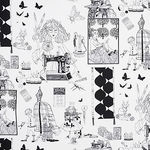 Alexander Henry  A Ghastlie Craft  8714 C Sewing Theme