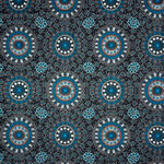 Alura Seed Dreaming Blue by Karen Bird for M&S Textiles