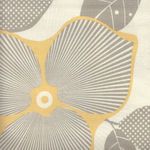 Amy Butler Mid West Modern - Optic Blossom AB/27 Col Linen