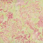 Anthology Batik  20647 Green/Pink.