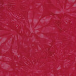 Anthology Batik for Fern Textiles 2149Q X Red Poker Night