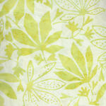 Anthology Batik for Fern Textiles 2166Q-X Mint Water Lilies