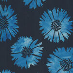 Anthology Batik for Fern Textiles 845Q-1 Indigo Batik
