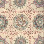 Art Gallery Fabrics Soulful by Maureen Cracknall TOSOU3630 Mandala Harmony Silen