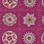 Art Gallery Fabrics Soulful by Maureen Cracknall TOSOU3630 Mandala Harmony Vivid