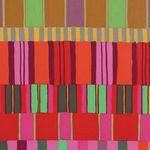 Artisan By Kaffe Fassett PWKF003 RedXX Layered Stripe