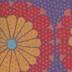 Artisan By Kaffe Fassett PWKF008 Kyoto Orange