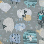 Bah Bah Baby by Windham Fabrics 50829 Colour 2 Sheep