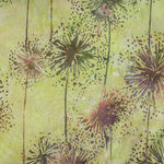 Bali Handpaints by Hoffman HQ2151 170 Dandelions Color Meadow