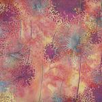 Bali Handpaints by Hoffman HQ2151 300 Dandelions Color Starfish