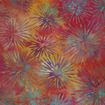 Batik Australia  BA-167 Colour Pink/Orange