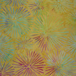 Batik Australia  BA-173 Yellow/Multi
