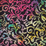 Batik Colour Surge Cotton Fabric FWD COS Colour 002