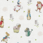 Beatrix Potter Peter Rabbit by Visage Textiles CCC2565-Digital