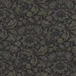 Best Of Morris-Fall 2020 by Moda Fabrics M33492 22 Black.