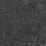 Black Earth Shimmer By Deborah Edwards for Northcott Fabrics NC22991M-098 Charco