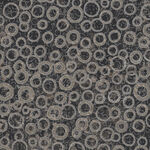 Black Earth Shimmer By Deborah Edwards for Northcott Fabrics NC22992M-098 Charco