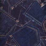 Blue Jean by Cosmo Fabrics
