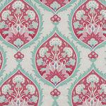 Bon Voyage! by Tilda Quilt Collection 100253 Flowerleaf Red