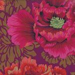 Brocade Peony by Phillip Jacobs for Rowan Fabrics PWP J962 Autumn