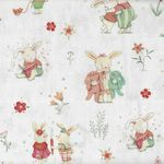 Bunny Tales for Studio E Fabrics 3551 Colour 12