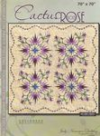 CACTUS ROSE FOUNDATION PATCHWORK PATTERN BY JUDY NEIMEYER