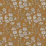 "Capel Liberty Of London Tana Lawn Width 53"" 03633055G Color Mustard."